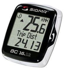 Sigma kolesarski števec BC 16.12