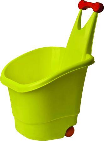 Marian Plast műanyag játéktalicska (zöld)