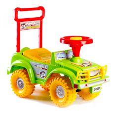 Yupee Zielony Jeep, jeździk