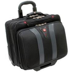 Wenger poslovna torba za prijenosno računalo Granada, 43,18 cm, crna, s kotačima