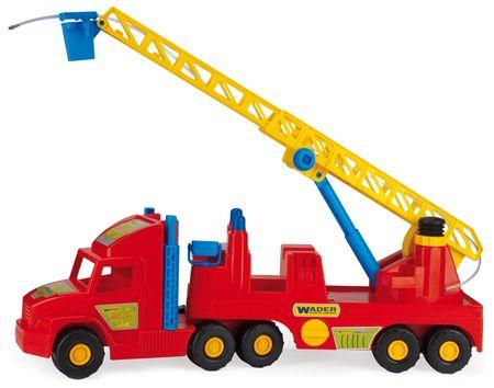 Wader Super Truck Tűzoltóautó