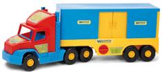 Wader Ciężarówka z odpinaną naczepą 36510
