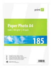 Print IT Matt fotópapír, A4