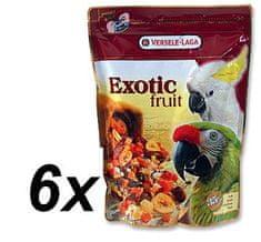 Versele Laga Exotic Fruit, Papagájeleség 6x600 g