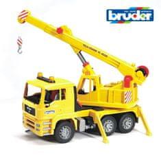 BRUDER Dźwig Man 02754