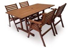 V-Garden Monroe 4 Kerti bútor szett