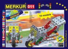 Merkur Robogó építőkészlet 230 darabos