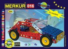 Merkur 016 Terepjáró Építőkészlet