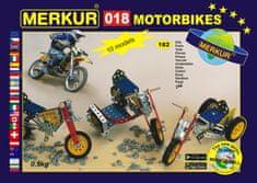 Merkur 018 Motorkerékpár