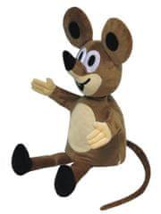 MÚ Brno Myška maňásek, 40 cm