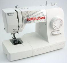 TOYOTA maszyna do szycia Super Jeans J15 white