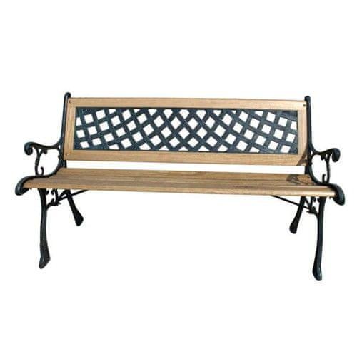 Happy Green Zahradní lavička CLASSIC - zánovní