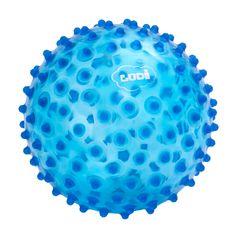 Ludi Piłka sensoryczna niebieska