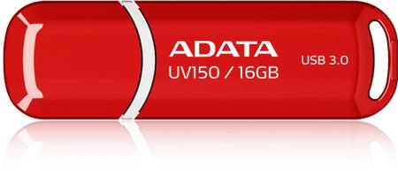 A-Data przenośna pamięć USB UV150, 16GB, czerwony