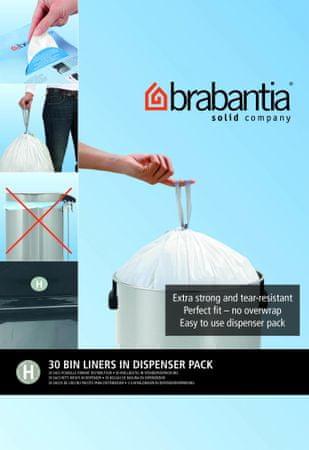 Brabantia Szemeteszsák 50 L (H) 30 db
