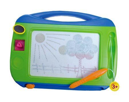 5a88ca034 LENA Magnetická tabuľka, farebná 32 cm | MALL.SK