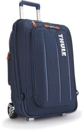 Thule Crossover 38L pojízdný kufr na ramena (modrá)