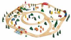 Woody železnica in vlak Maxi, 120 kosov