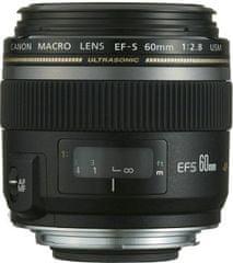CANON EF-S 60 Macro f/2,8 USM Makró objektív