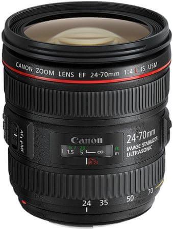 CANON EF 24-70mm f/4L IS USM (6313B005AA)