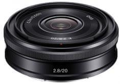 Sony širokokutni objektiv SEL-20F28