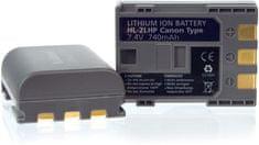 Hähnel baterija NB-2LH Canon (HL-2LHP)