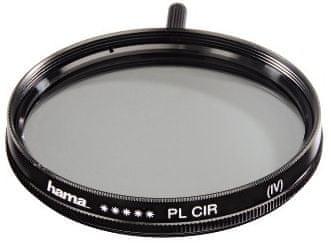 Hama 58 mm polarizační filtr
