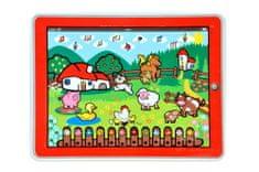 Teddies Tablet farma pre najmenších Moje prvé zvieratká