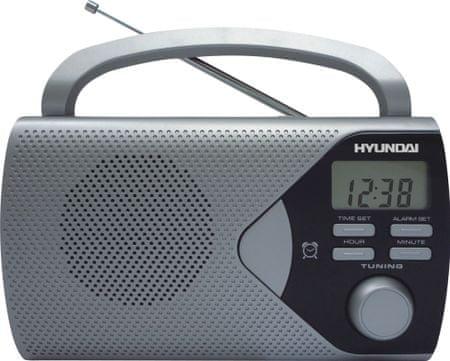 HYUNDAI radio PR200 Silver