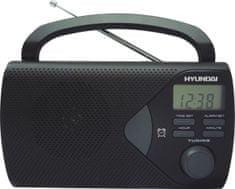 HYUNDAI radio PR200, czarny