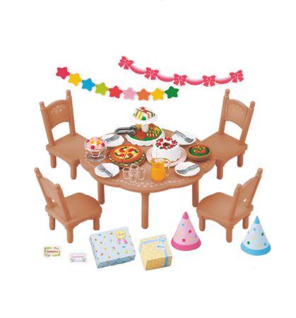 Sylvanian Families Meble - przyjęcie urodzinowe 2932