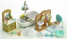 Sylvanian Families Fürdőszoba szett