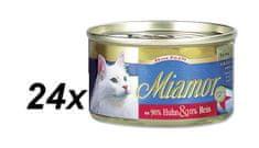Finnern hrana za mačke Miamor, piletina i riža, 24 x 100 g