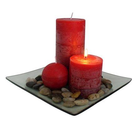 TORO zestaw 3 świec