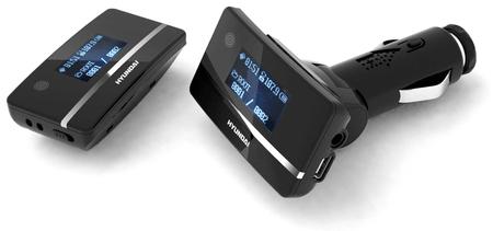 HYUNDAI FMT 212 MP FM Transmitter s MP3 prehrávačom