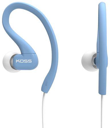 KOSS KSC/32 Fülhallgató, Kék
