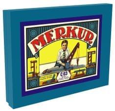 Merkur Classic C03 141 Modellező készlet