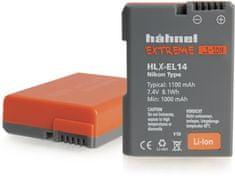 Hähnel baterija HLX-EL14 Extreme za Nikon (EN-EL14) - Odprta embalaža