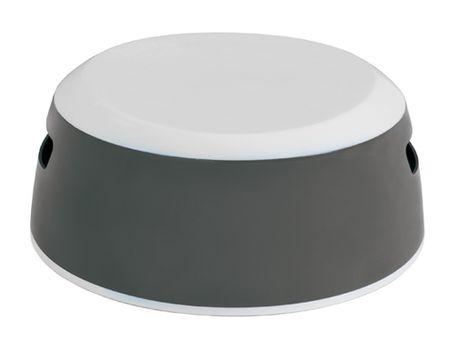 Luma Okrągły podnóżek dziecięcy - bardzo stabilny, Dark grey