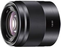 Sony SEL-50F18B objektiv