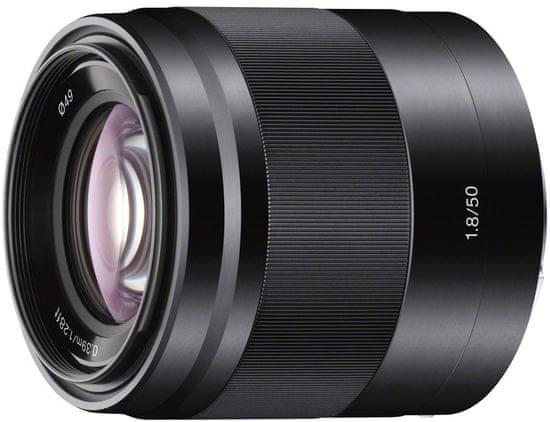SONY 50 mm F1,8 Black (SEL50F18B.AE)