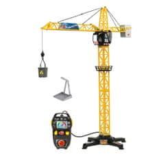 Dickie Jeřáb Giant Crane 100cm, kabel - rozbaleno