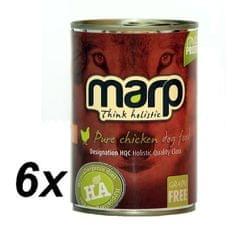 Marp mokra karma dla psa Holistic - Pure chicken - 6 x 800g
