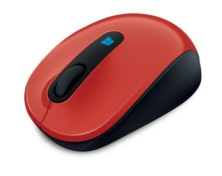 9bcd0eefb248 Microsoft Sculpt Mobile Mouse Vezeték nélküli egér, Piros | MALL.HU