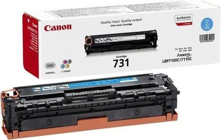 CANON CRG-731C Toner, Cián