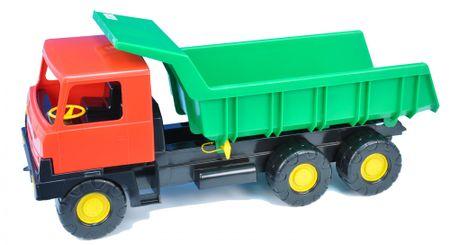 Teddies Auto Tatra 80 cm zielone, 815