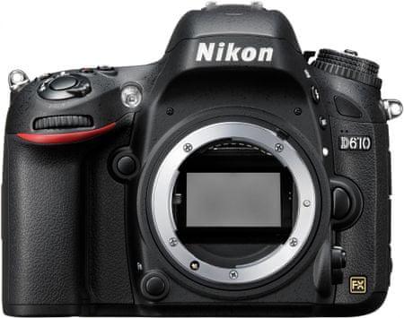 Nikon lustrzanka cyfrowa D610 Body