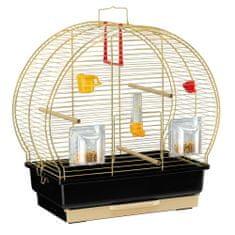 Ferplast klatka dla ptaków Luna 1 Brass