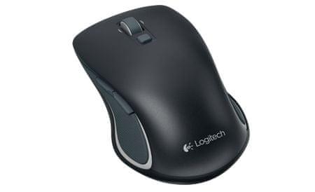 Logitech miš M560, crni