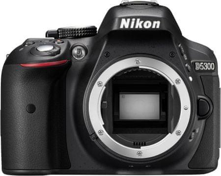 Nikon lustrzanka cyfrowa D5300 Body, czarny